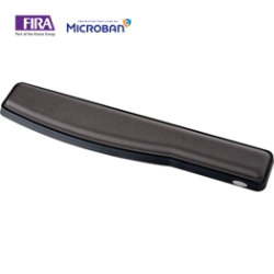 Fellowes Height Adjustable Gel Wrist Rest