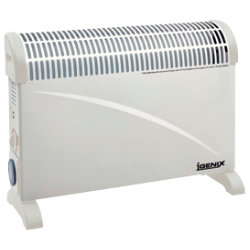Igenix 2kW Convector Heater with ThermostatTimer