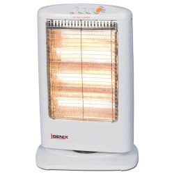 12kW White Halogen Heater