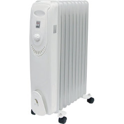 Igenix 20kW Oil Filled Radiator 9 Fins