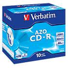 Verbatim CD R 700MB 52X Jewelcase Pack 10