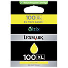 Lexmark 100XL Original Ink Cartridge 14N1071E Yellow
