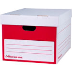 Office Depot Easy Assembly XL Archive Box Pack of 10