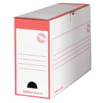 Office Depot Super Strong Easy Assembly Transfer File Red Pack of 10
