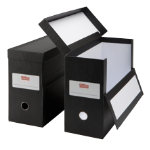 Office Depot Box File Fallfront 260Hx360Wx138Dmm Cloud