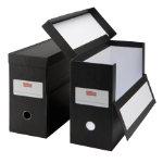 Office Depot Box File Fallfront 260Hx360Wx138Dmm Cloud
