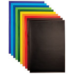 Bright Ideas Poster Paper Assorted 760mm x 510m 50 Sheets Per Pack