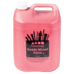 Ready Mix Paint 5 Litres Red