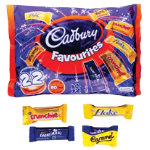 Cadburys Chocolate Variety Treatsize Pack 420g Pack
