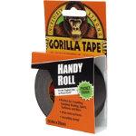 Gorilla Tape Handy Roll 9 m Black 24 mm x 9 m