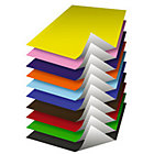 Bright Ideas Poster Paper Roll Assorted 760 mm x 10 m 10 Per Pack