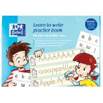 Learn to Write Practice Book