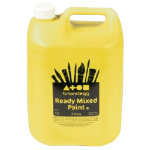 Brian Clegg ready mixed paint 5l Yellow