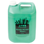 Brian Clegg ready mixed paint 5l Green
