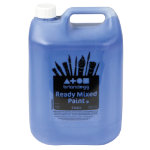 Brian Clegg ready mixed paint 5l Blue