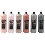 Brian Clegg ready mixed paint 600ml skin tones x6