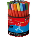 Berol Colourbroad Colouring Pens Assorted 42pk
