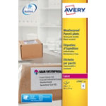 Avery Parcel Labels L7992 25 White 250 Labels per pack Pack 25