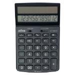 Ativa AT 130ECO 12 Digit Eco Solar Powered Calculator