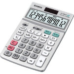 Casio Financial Calculator JF 120ECO White