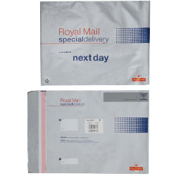 Royal Mail Special Delivery Envelopes C3 Each of