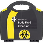 CLEAN UP KIT BODY FLUID 5 APPLICATION