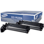 Samsung SCX P6320A Original black toner cartridge twin pack SCX P6320A ELS