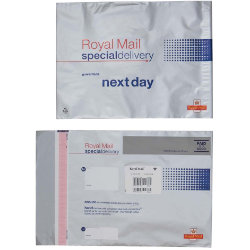 Royal Mail Special Delivery Envelopes C4 Each of