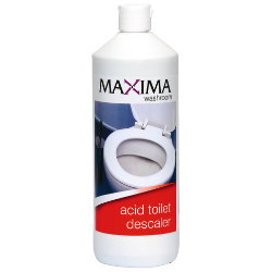 Maxima Toilet Descaler and Cleaner 1 Litre