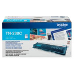 Brother TN 230C Original Toner Cartridge Cyan