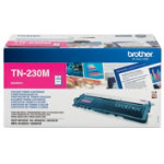 Brother TN 230M magenta toner cartridge