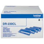 Brother DR 230CL 4 colour drum unit set