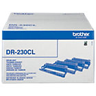Brother DR 230CL Original Black 3 Colours Drum