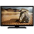 Toshiba 24 24W1337B Full HD 1080P LED TV Hotel Mode