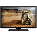 Toshiba 24 24D1337B2 Full HD 1080P LED TV Hotel Mode with DVD Player
