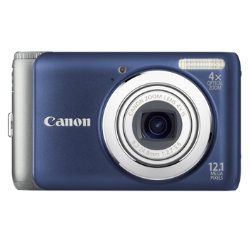 Canon A3100 Digital Camera - Blue