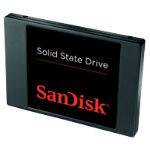 SanDisk Pulse solid state drive 64GB