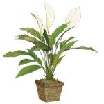Peace Lily Artificial Plant 60cm