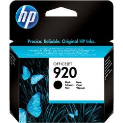 Original HP No.920 printer ink cartridge black CD971AE