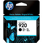 Original HP No920 printer ink cartridge black CD971AE