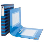Pukka Navy A4 Ring Binder Blue