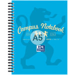 Campus A5 Notebook Teal