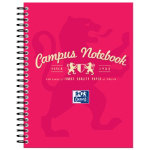 Campus A5 Notebook Pink