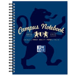 Campus A5 Notebook Navy