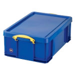 Really Useful Box Multi Usage Box Blue 50Ltrs