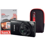 Canon Camera Kit Ixus 180