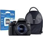 Canon Camera Kit EOS 750D
