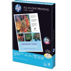 HP AllinOne Printer Paper A4 80gsm White 250 Sheets
