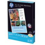 HP All in One printer paper white 250 sheets
