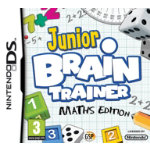 Junior Brain Trainer Maths Edition DS